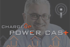 journey Power Cast Victor Pisano leadership Charge Up